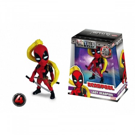 Action Figures Metals Die Cast Deadpool: Lady Deadpool M353-Deadpool-