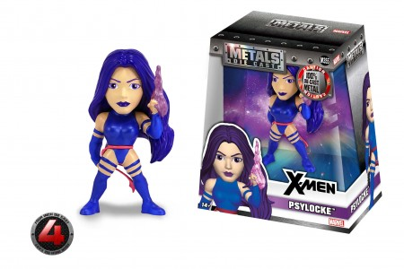 Action Figures Metals Die Cast X-men: Psylocke M355-X-Men-