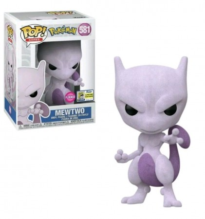 Funko Pop Mewtwo - Excl. Sdcc 2020-Pokemon-581