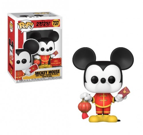 Funko Pop Mi-Mickey Mouse-737
