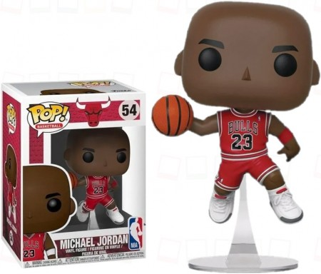 Funko Pop Michael Jordan-NBA-54