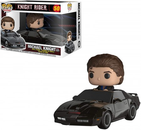 Funko Pop Michael Knight - Knight Rider - #50