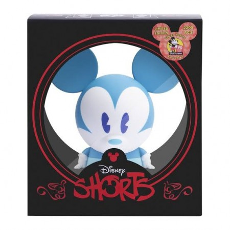 Action Figures Mickey Icon Blue-Disney Shorts-