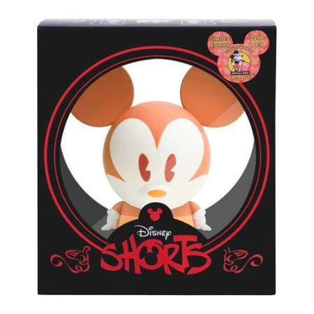 Action Figures Mickey Icon Orange-Disney Shorts-