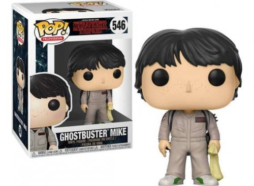Funko Pop Mike Ghostbuster #546-Stranger Things-1