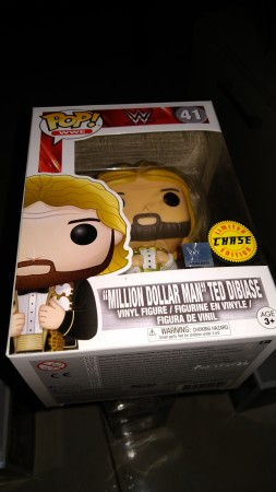 Funko Pop Million Dollar Man Chase-WWE-41
