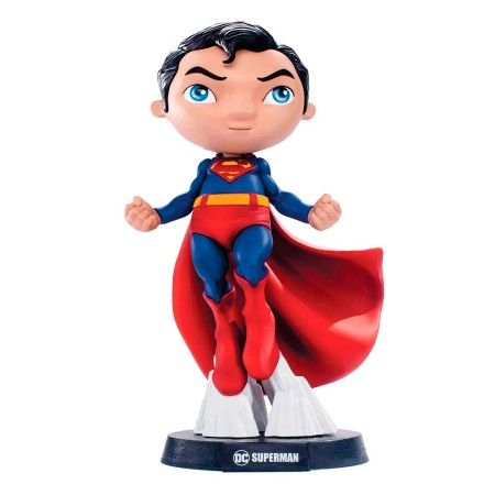 Action Figures Minico Heroes Serie 1 Dc: Superman-Superman-