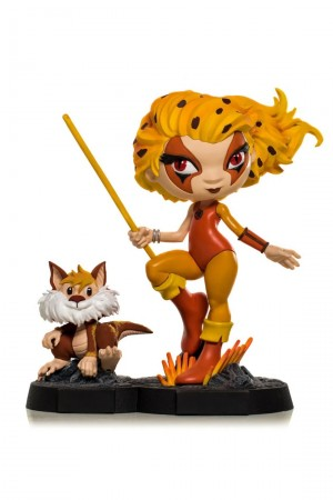Action Figures Minico Thundercats: Cheetara & Snarf-Thundercats-