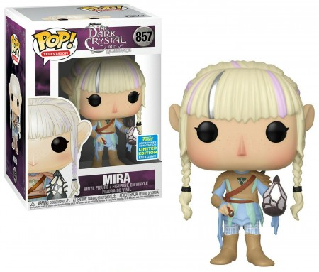 Mira - The Dark Crystal - Age Of Resistance - Funko Pop! Sdcc 2019 - The Dark Crystal - #857