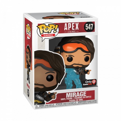 Funko Pop Mirage - Game Stop-Apex-547