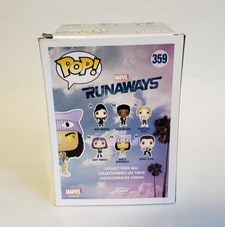 Funko Pop Molly Hernandes - Runaways - #359