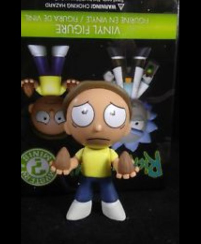Action Figures Morty - Funko Mystery Mini-Rick and Morty-