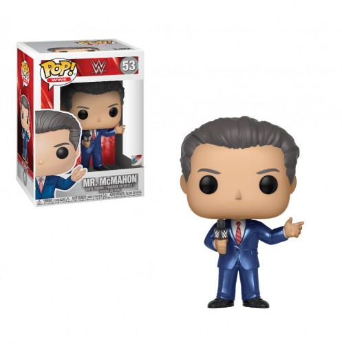 Funko Pop Mr. Mcmahon-WWE-53