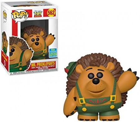 Funko Pop Mr. Pricklepants Sdcc-Toy Story-562