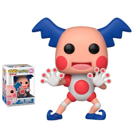 Funko Pop Mr Mime-Pokemon-582