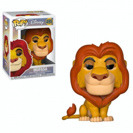 Funko Pop Mufasa-Disney-495