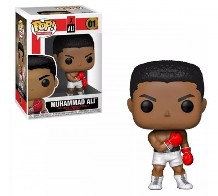 Funko Pop Muhammad Ali-Sports Legends-1