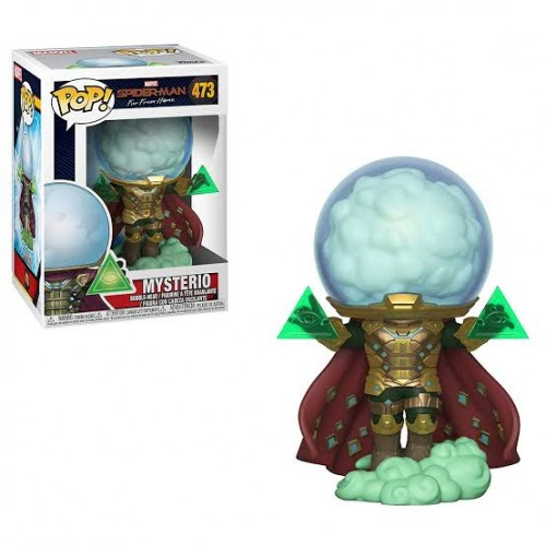 Funko Pop Mysterio-Spider-man Far From Home-473