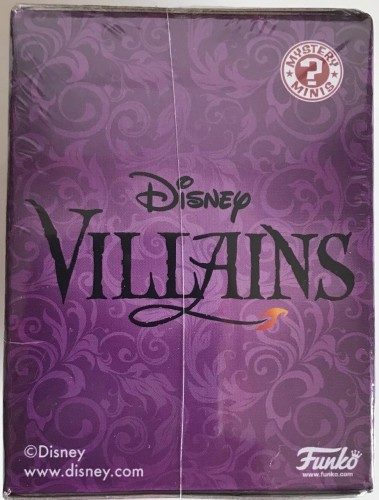 Mystery Mini Witch Disney Villains Wicked Bruxa Queen Funko Lacrado - Witch - #1