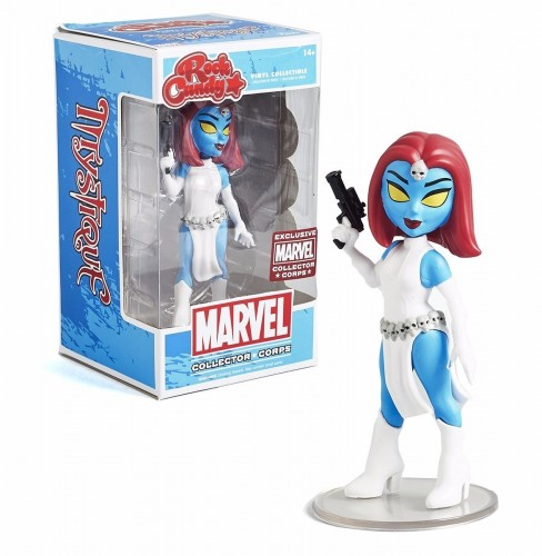 Funko Rock Candy Mystique-X MEN-1