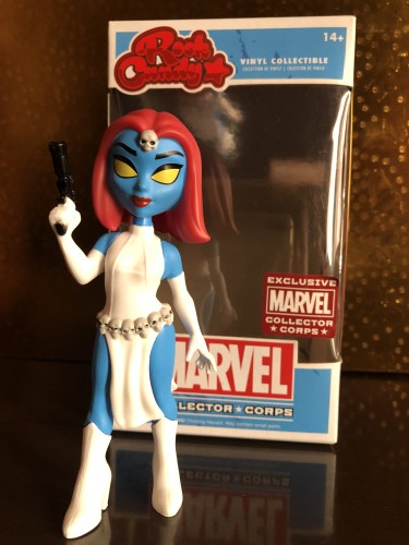 Funko Pop Rock Candy Mystique-marvel-1