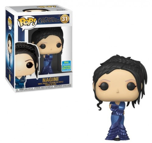 Funko Pop Nagini - Sdcc 2019-The Crimes Of Grindelwald-31