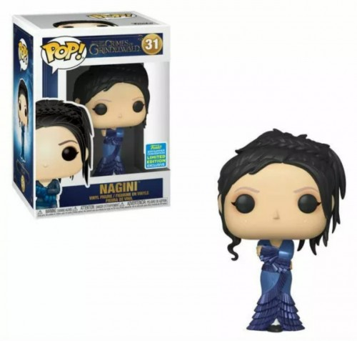 Funko Pop Nagini Sdcc 2019-The Crimes Of Grindelwald-31