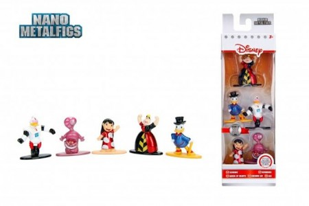 Action Figures Nano Metalfigs Disney-Disney-