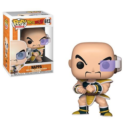 Funko Pop Nappa-Dragon Ball  Z-613
