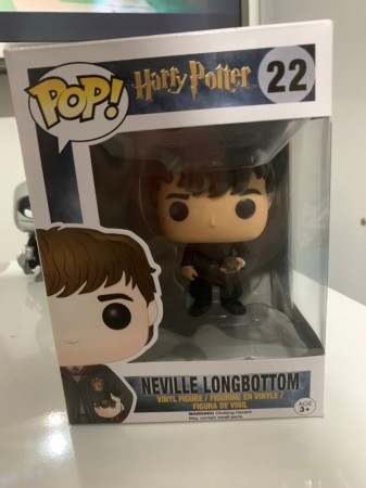 Funko Pop Neville Longbottom-Harry Potter-22