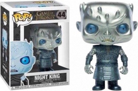 Funko Pop Night King ( Metálico)-Game Of Thrones-44