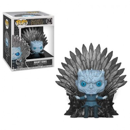 Funko Pop Night King-Game of Thrones-74