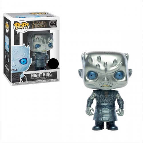 Funko Night King Metálico Exclusivo-Game of Thrones-44