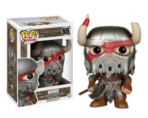 Funko Pop Nord-The Elder Scrolls-55