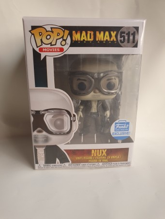 Nux (mad Max Fury Road)exclusivo Funko Shop)-Mad Max: Estrada Da Fúria-511