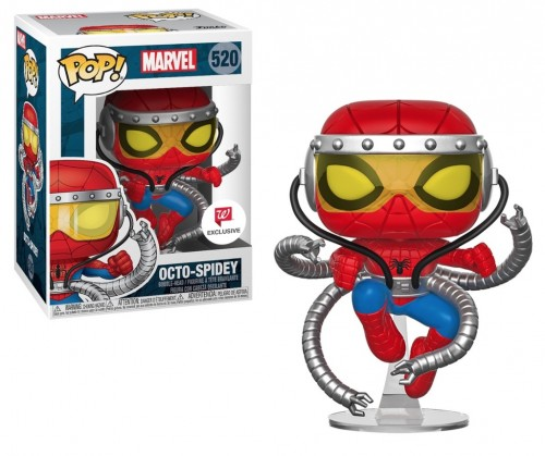 Funko Pop Octo-spidey - Walgreens-Spider-man-520