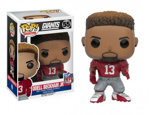 Funko Pop Odell Beckham Jr. (giants)-NFL-55