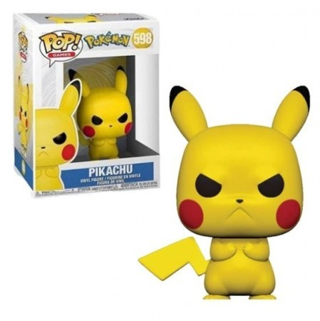 Funko Pop Pikachu-Pokemon-598