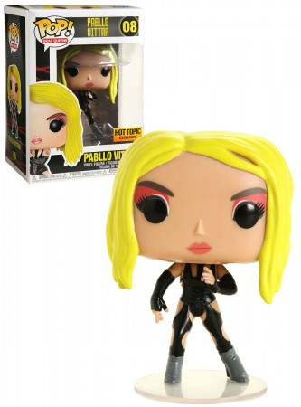 Funko Pop Pabllo Vittar - Hot Topic-Drag Queens-8