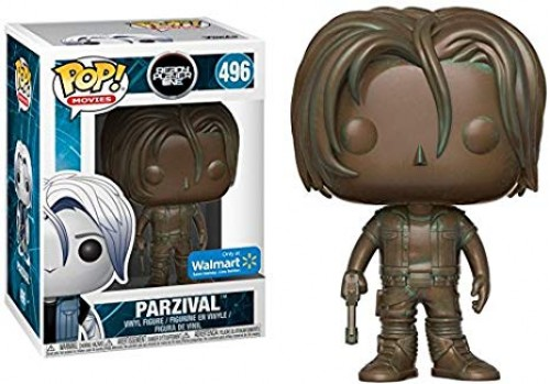 Funko Parzival Patina - Walmart-Ready Player One-496