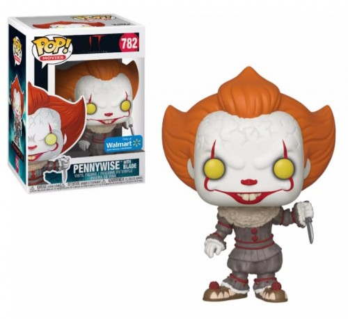 Funko Pop Pennywise - Excl. Walmart-It Chapter 2-782