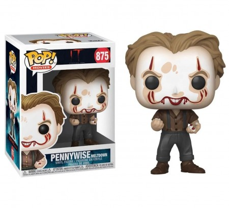 Funko Pop Pennywise (meltdown)-Pennywise-875