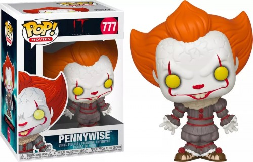 Funko Pop Pennywise-IT A Coisa-777