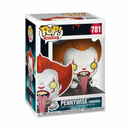 Pennywise Funhouse - It Chapter 2 - Funko Pop! Movies-It - A coisa-781