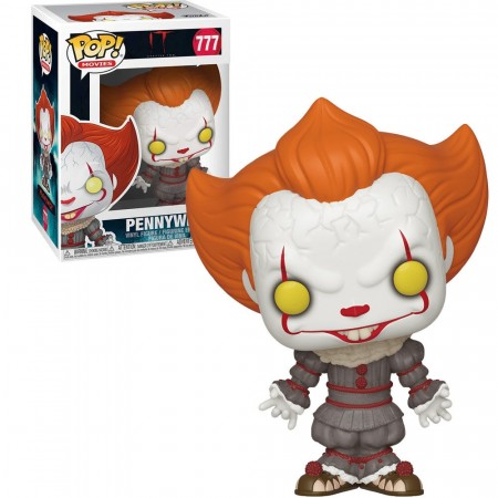 Funko Pop Pennywise Open Arms-It Chapter 2-777