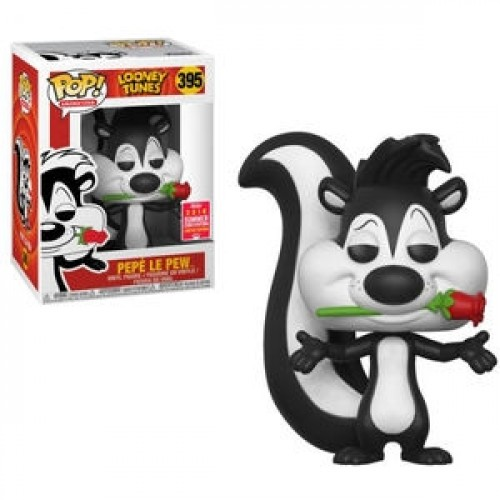 Pepé Le Pew [summer Convention] Exclusivo Sdcc-Looney Tunes-395