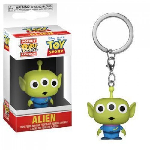 Chaveiro Pocket Pop Alien-Toy Story-