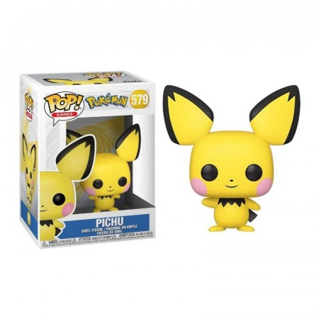 Funko Pop Pokémon - Pichu-Pokemon-579