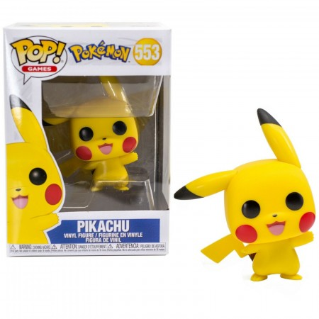 Pokemon - Pikachu Waving - Funko Pop!-Pokemon-553