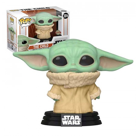 Pop! Funko Baby Yoda The Child-Star Wars The Mandalorian-384